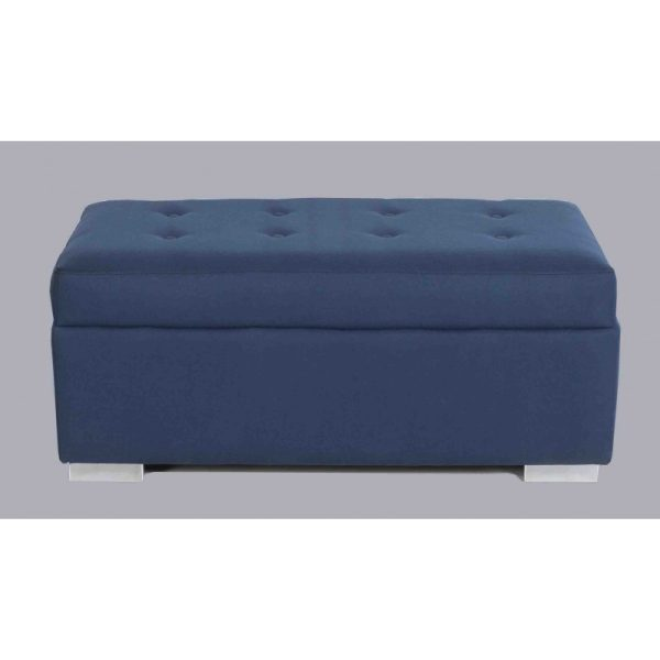 Blue Ottoman Trendy Homes Kenya