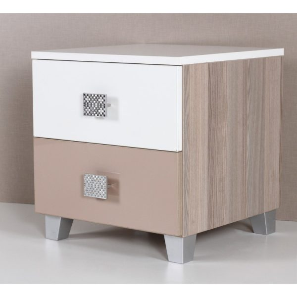 Oasis Bedside Cabinet Trendy Homes