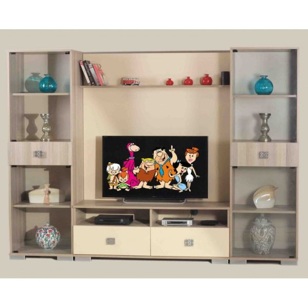 Scarlet 3 Wall Unit