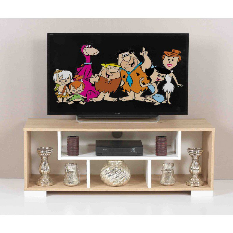 Side TV Stand Trendy Homes